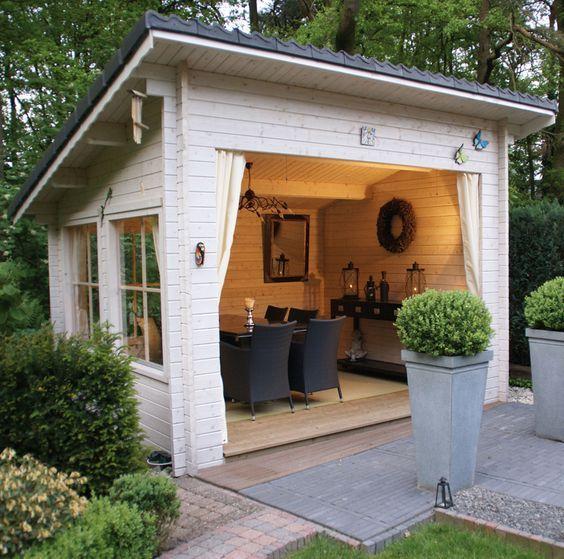 Amazing Ideas for Backyard sheds