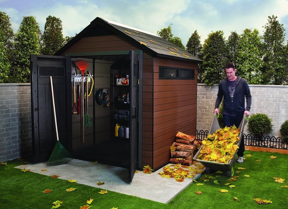 Backyard sheds  37