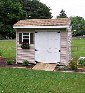 Backyard sheds  75