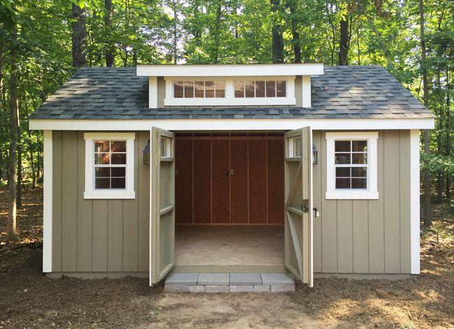 Backyard sheds  86
