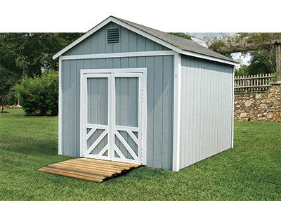 Backyard Storage  46