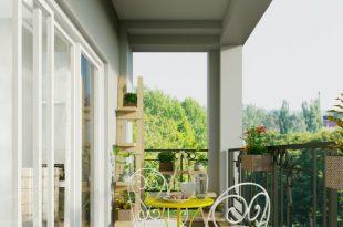 Balcony Design  79
