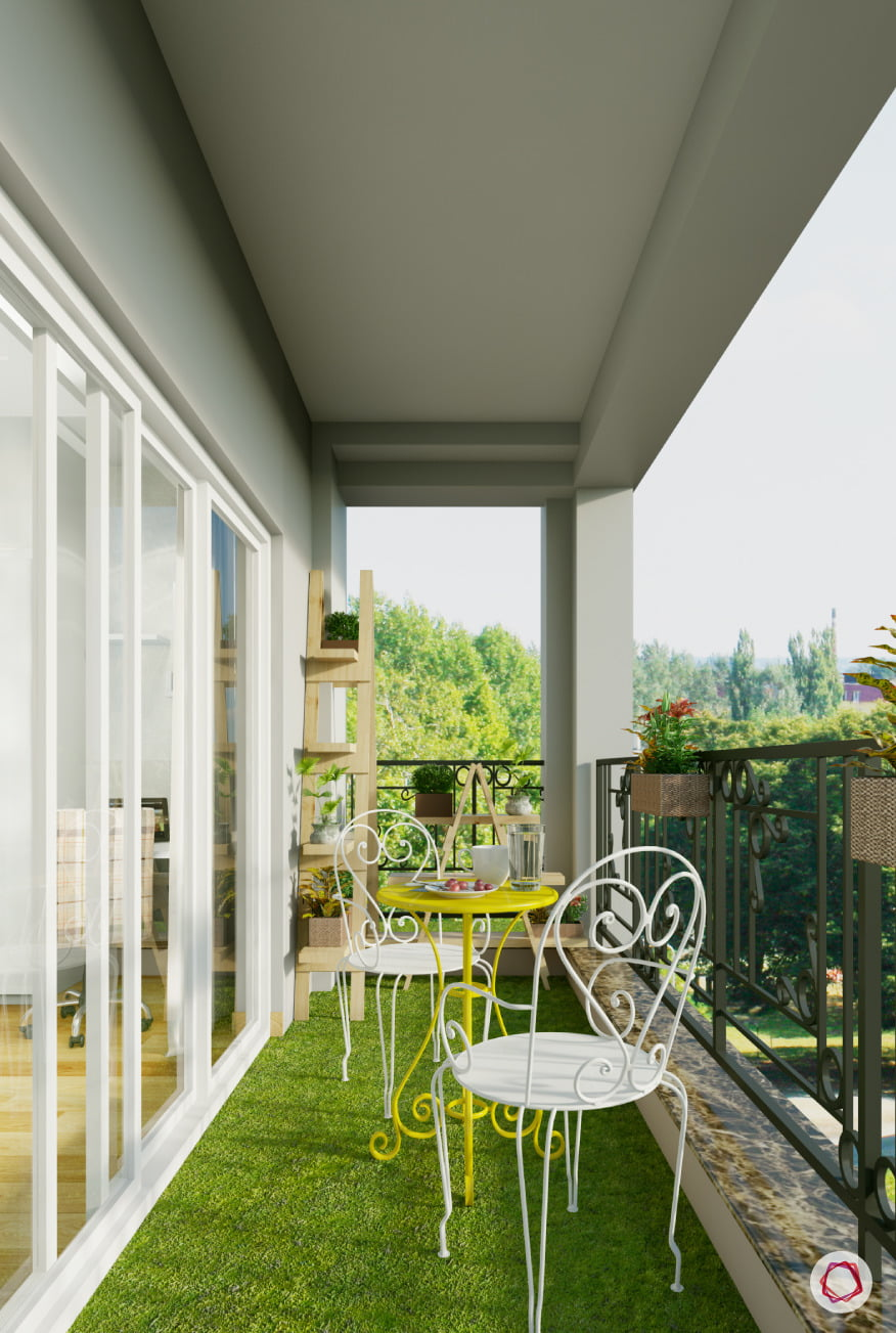Splendid Ideas for Balcony Design