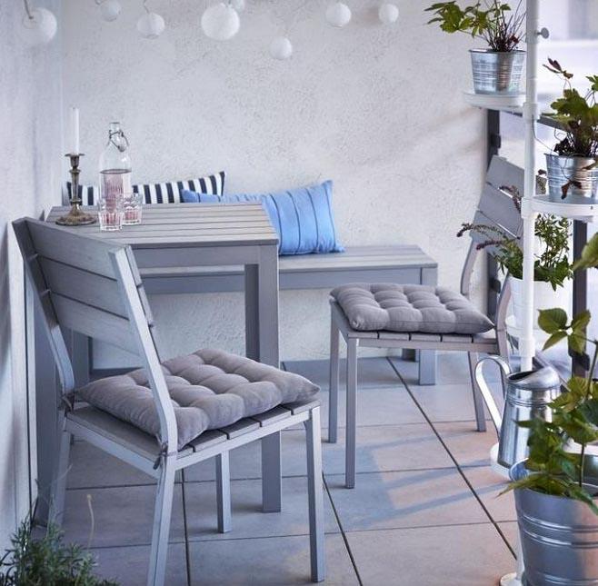 Balcony furniture  49