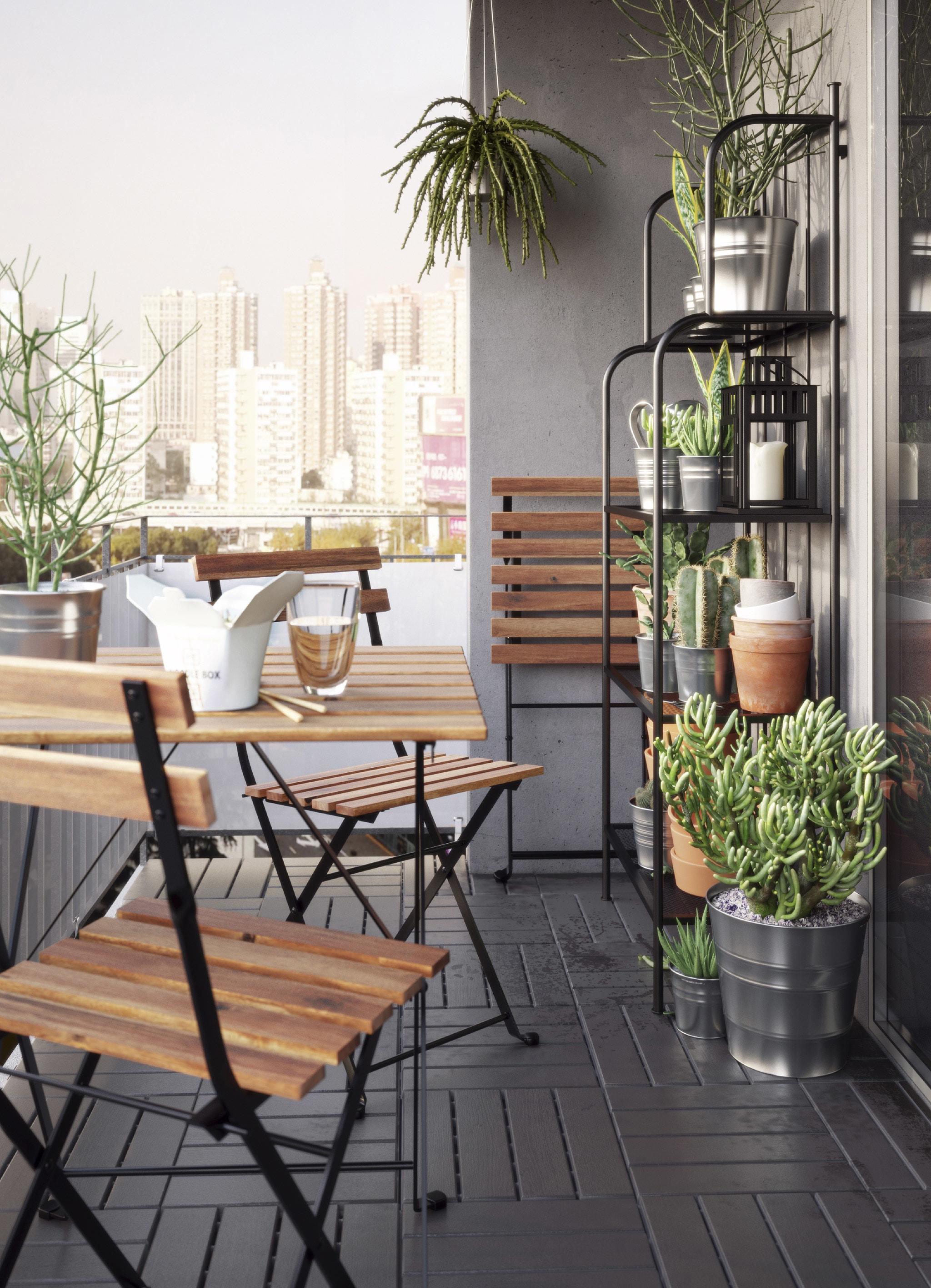 Balcony furniture  72