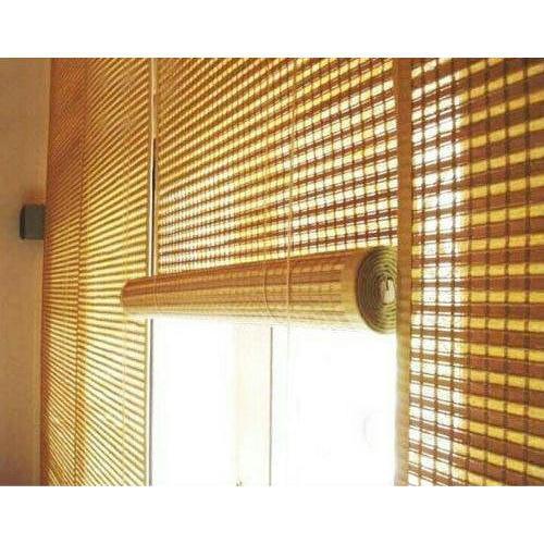 Bamboo blind  54