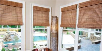 Bamboo blinds  35