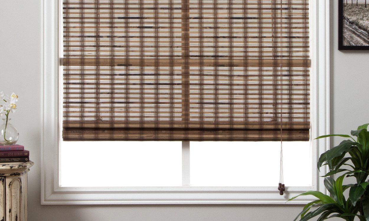 Bamboo shades  23