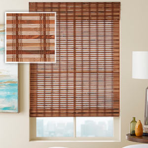 Bamboo shades are Natural Way to decorate the house