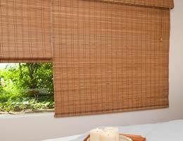 Bamboo shades  90