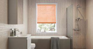 Bathroom blind  24