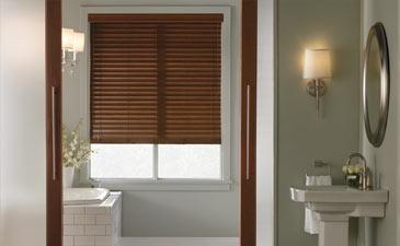 Bathroom blind  41