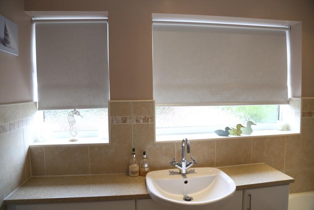 Bathroom blind  81