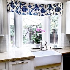Bay window treatments  64