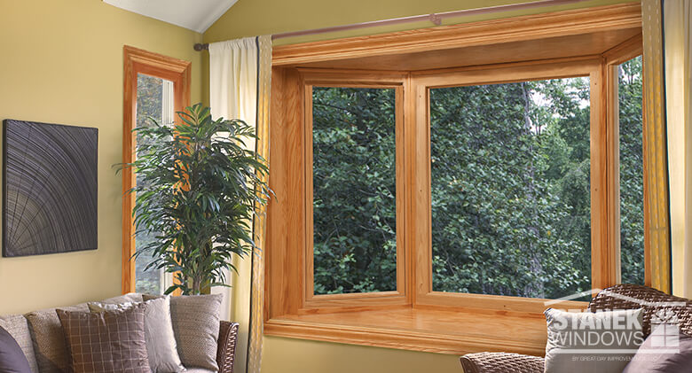 Bay window treatments  74