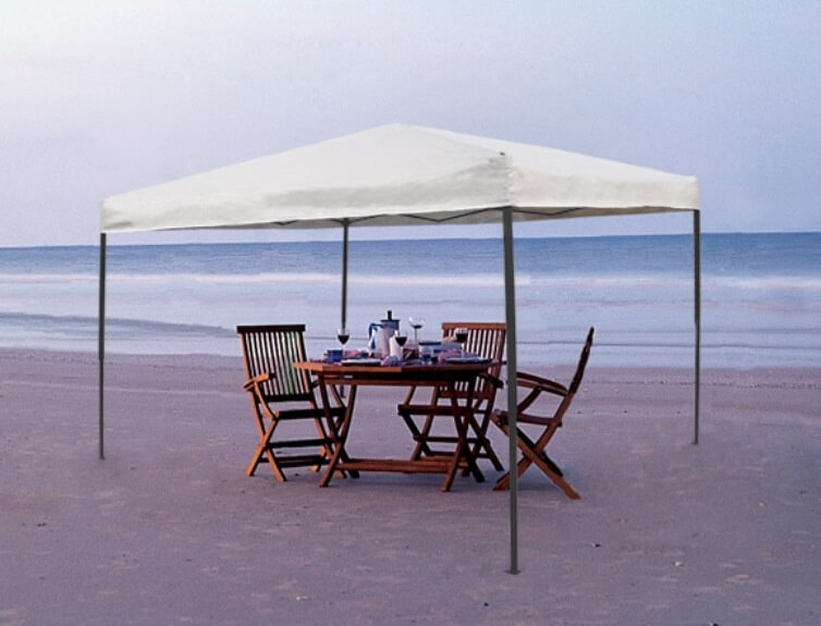 Beach canopy for a perfect trip to the beach!