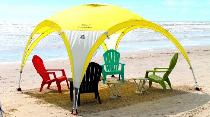 Beach canopy  09