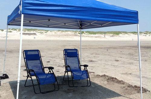 Beach canopy 27