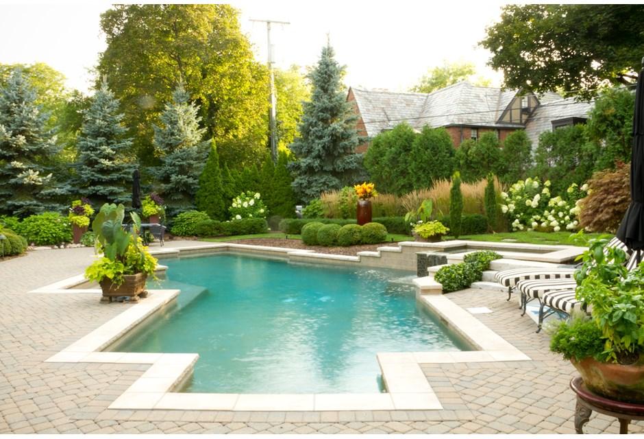 Beautiful Backyard  05