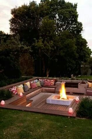 Beautiful Backyard  43