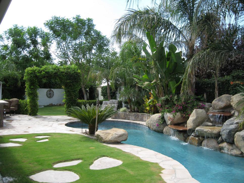 Beautiful Backyard  56