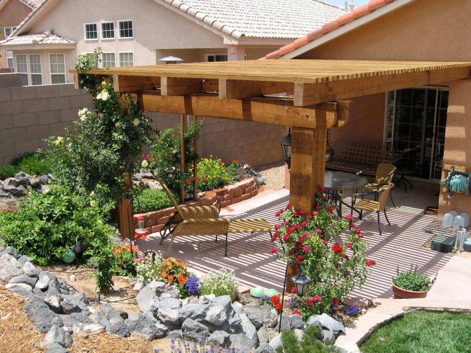 Beautiful Backyard  74