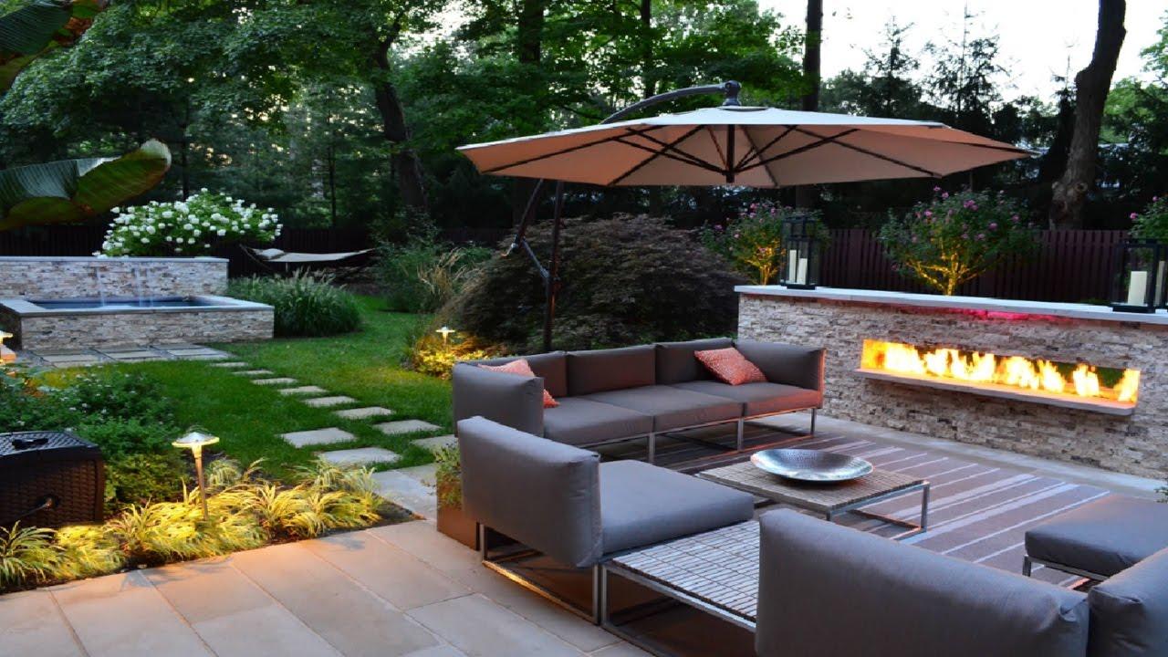 Beautiful Backyard  90