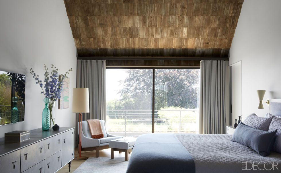 Bedroom window treatments  07