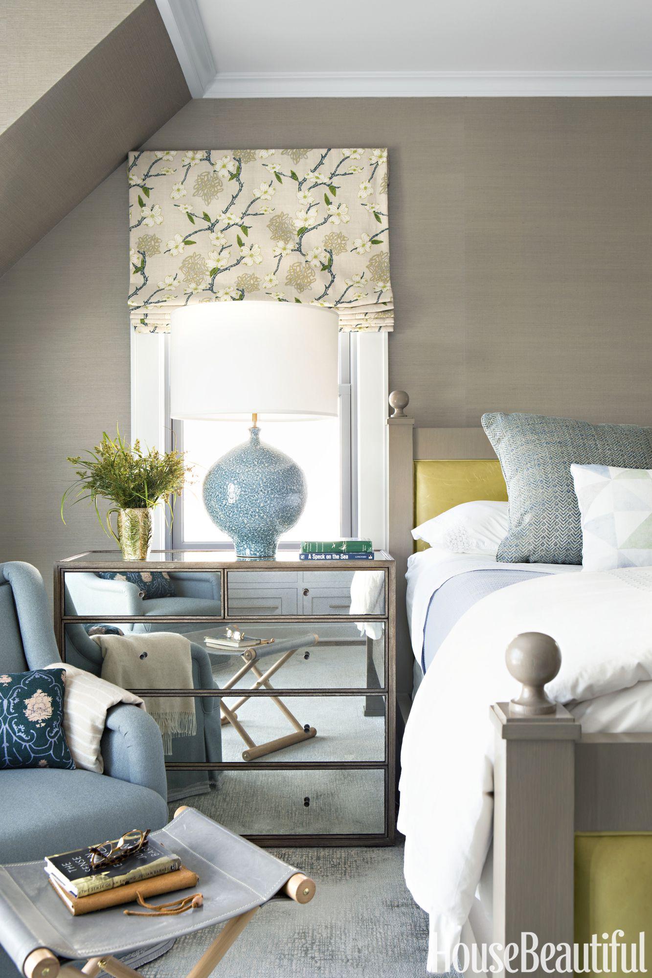 Bedroom window treatments  18