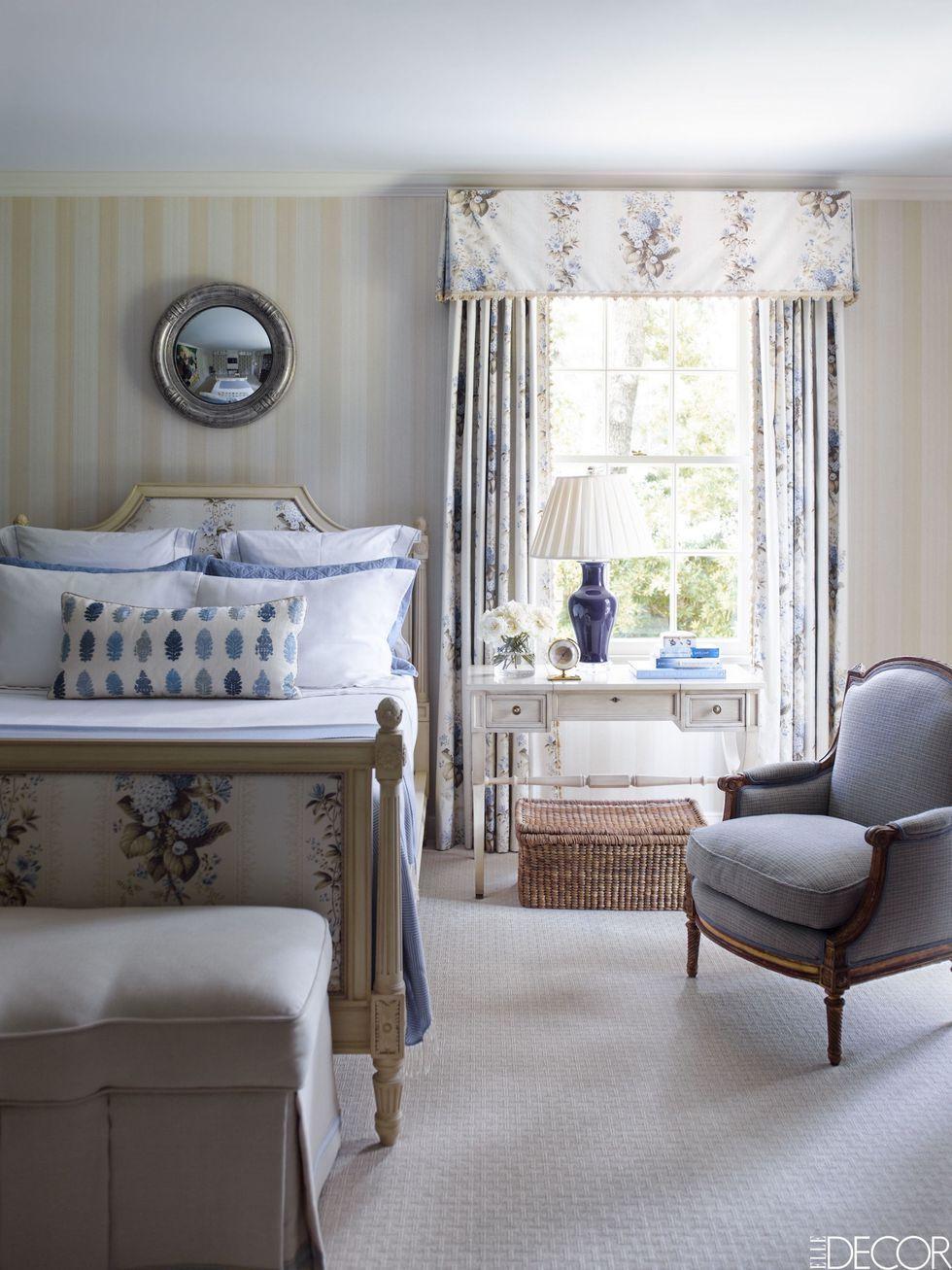Bedroom window treatments  54
