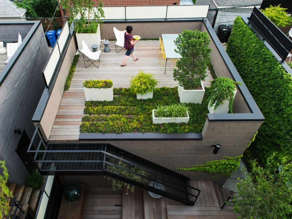Best terrace garden 14