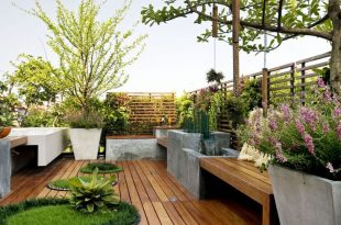 Best terrace garden  28