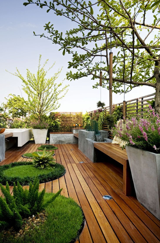 Best terrace garden ideas