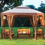 Big lots gazebos for efficient and stylish extra space!