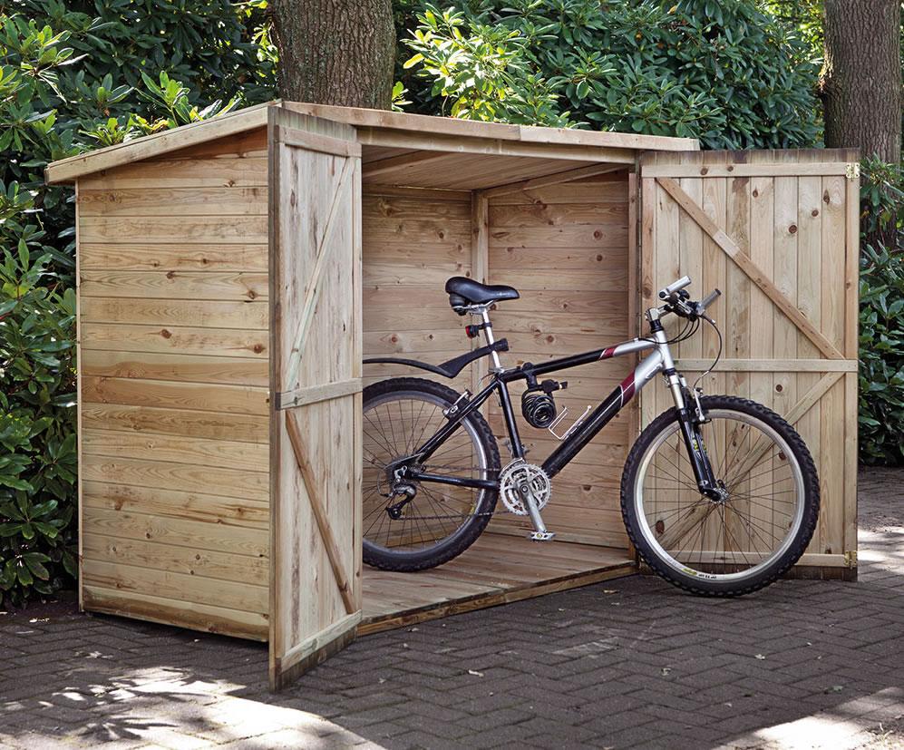 Bike Sheds  07