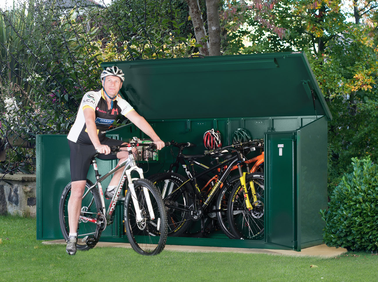 bike storage sheds  53