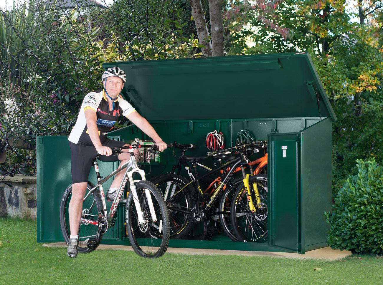 bike storage sheds  53