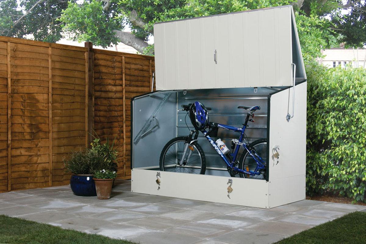Bike storage sheds for the bike lovers
