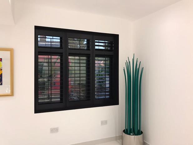 Black shutters  05
