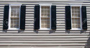 Black shutters  21
