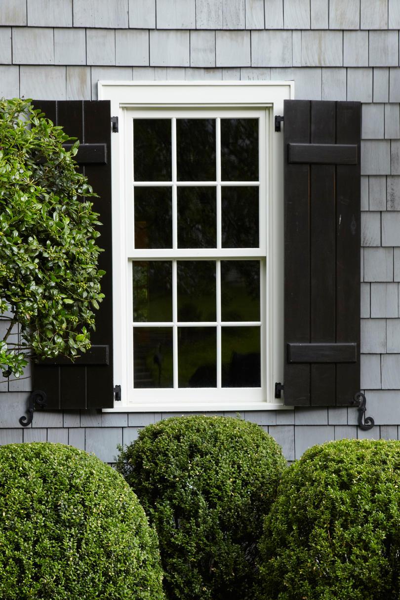 Black shutters  67
