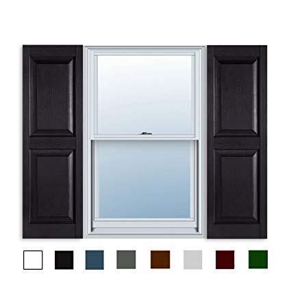 Black shutters  91