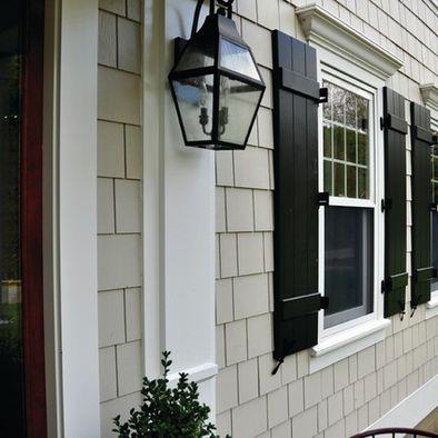 Black shutters  96