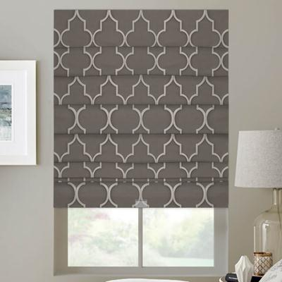 Blackout Roman shades  00