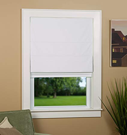 Blackout Roman shades  88