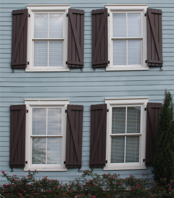 board and batten shutters  28