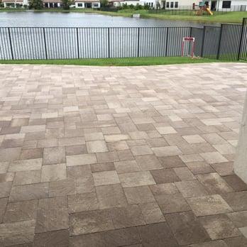 Brick pavers  35