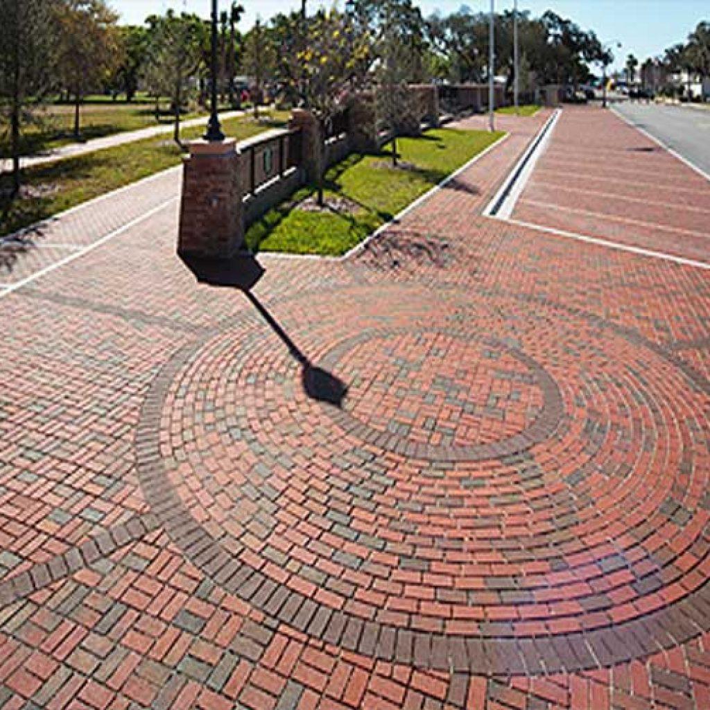 Brick pavers  39