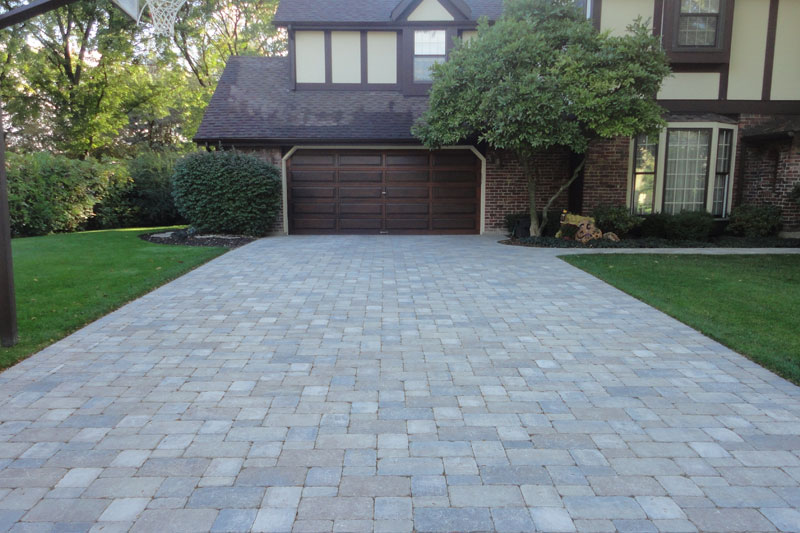 Brick Paving for an enhanced look