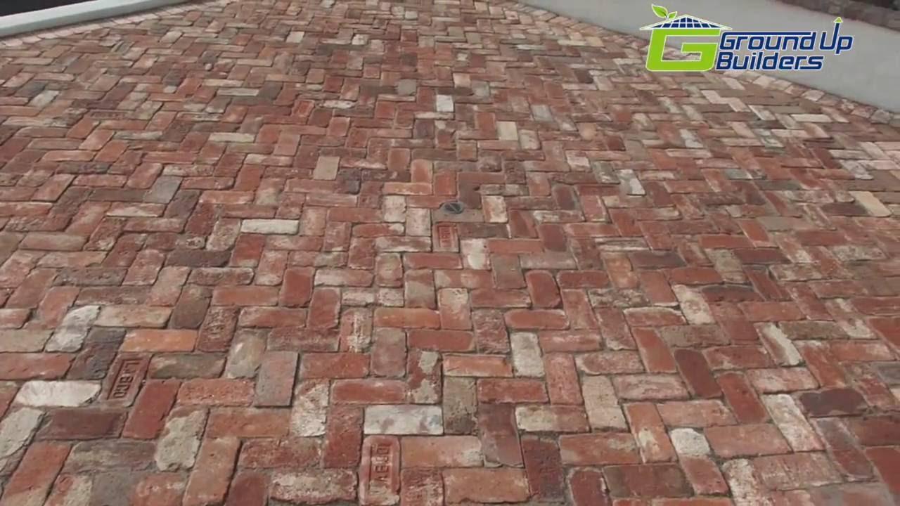 Brick Paving  86